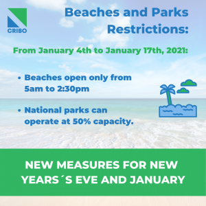 beaches restrictions