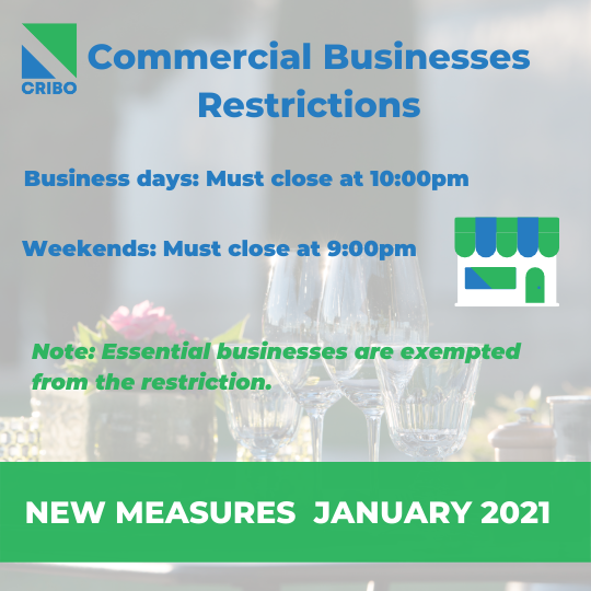 commercial businesses